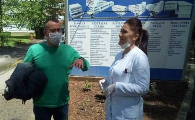 Univerzitetska bolnica: Poljoprivrednici iz svih krajeva Srpske zajedno u borbi protiv virusa korona