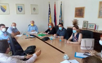 Krizni štab Foča: Zabrinjavajući epidemiološki podaci