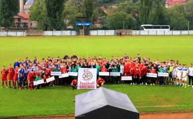 Saopstenje o otkazivanju 16. Međunarodnog omladinskog (U17) fudbalskog turnira Football Friends u Foči