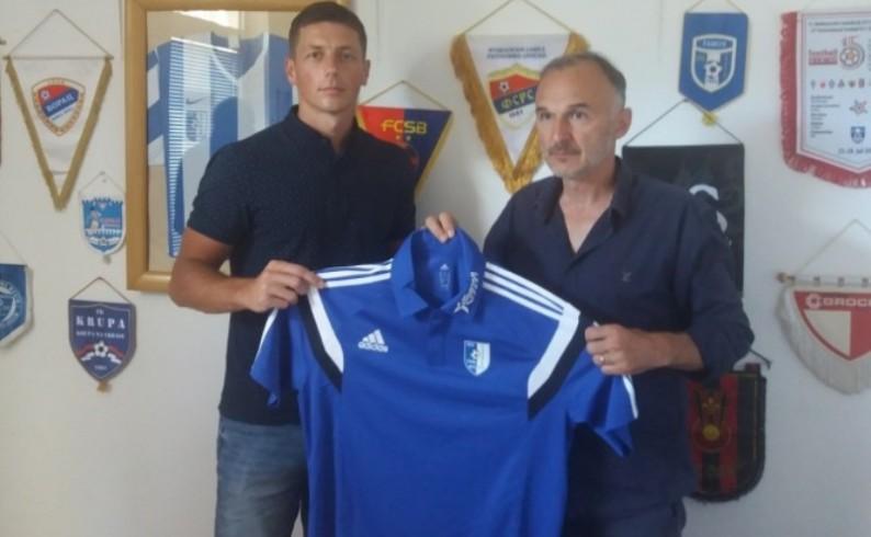 Igor Mirković potpisao za Sutjesku