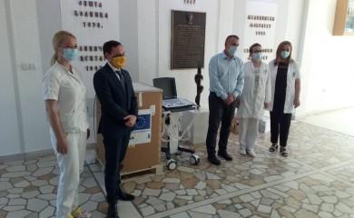 Univerzitetskoj bolnici pomoć od EU vrijedna 116.000 KM