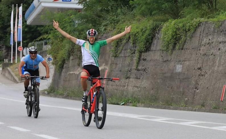 """""""Drinska avantura"""": Trebinjac i Lozničanka pobjednici biciklističke trke"""