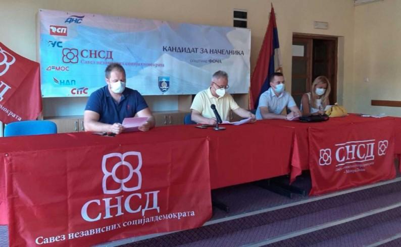 OO SNSD: Spremni za lokalne izbore, cilj osvajanje deset odborničkih mandata