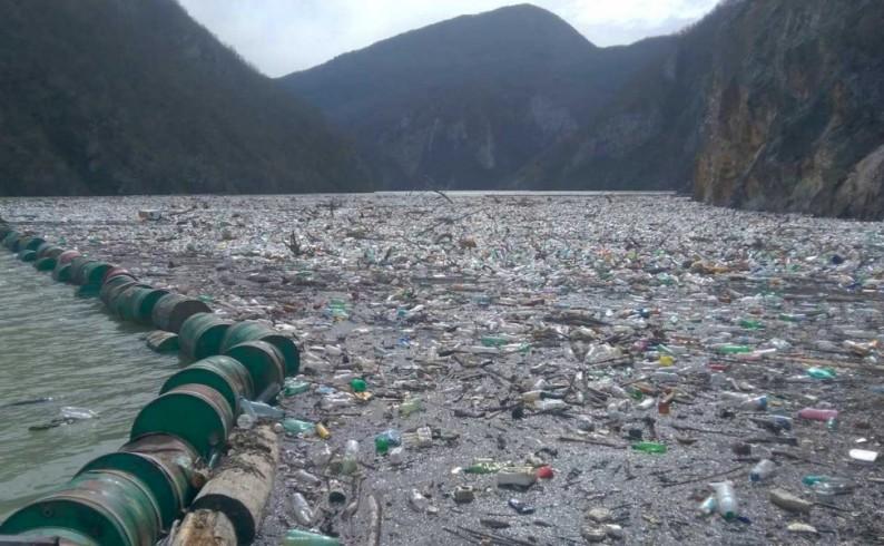 Bez pomaka u rješavanju problema plutajućeg otpada na Limu, Tari i Drini