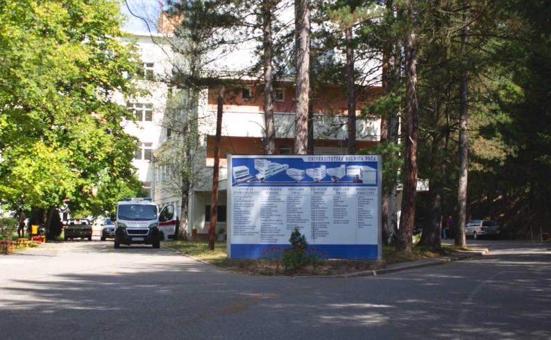 Potrebno pomoći Univerzitetskoj bolnici Foča