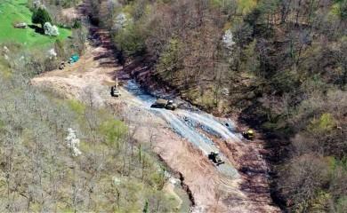 """UG """"Bjelava"""": U petak protest protiv izgradnje mini hidroelektrana"""
