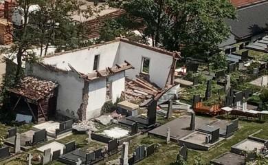 Pokrenuta akcija za izgradnju nove kapele na groblju Božovac