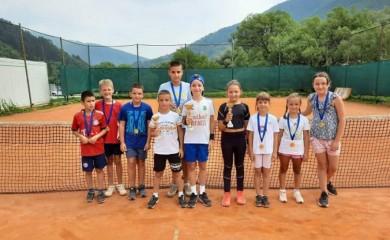 """TK """"Foča"""" organizovao turnir za najmlađe članove"""