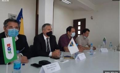Probosanski front u Foči okupio sve stranke osim SDP-a: Zajedničku listu za izbore predvodi SDA