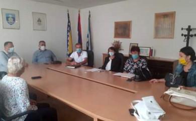 Sindikat uprave RS u obilasku Opštinskih sindikalnih organizacija Stare Hercegovine