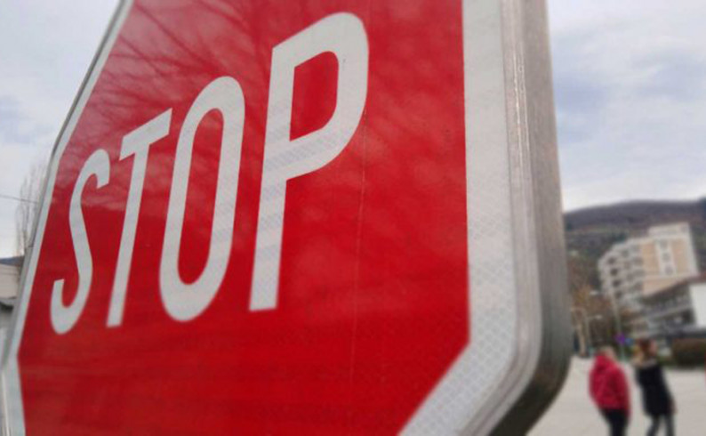 Sanacija klizišta : Sutra obustava saobraćaja na dionici Foča-Brod na Drini