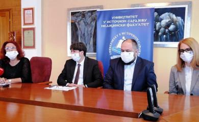 Medicinski fakultet spaja istok i zapad: Prvi u Srpskoj uveli nastavu na engleskom jeziku