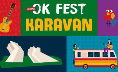 """Nektar OK Fest karavan"" : Put kulture kreće iz Foče"