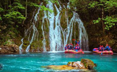 """Rafting Tarom i Drinom za završetak ovogodišnje """"Drinske avanture"""""""