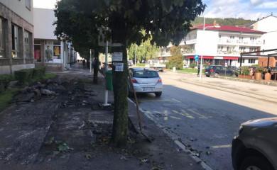 Izmjena režima saobraćaja u Njegoševoj ulici