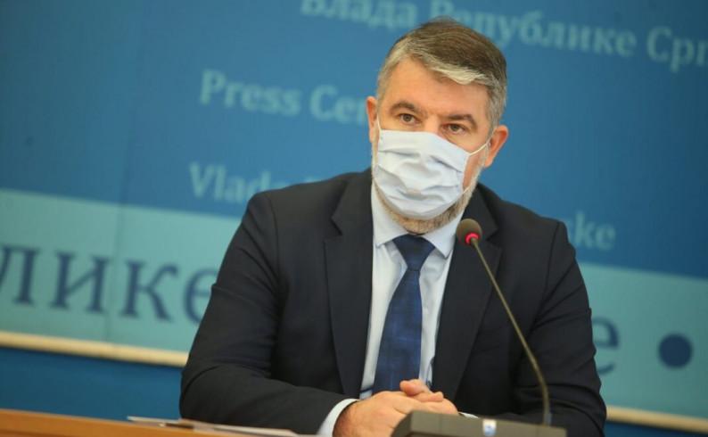 Šeranić: Obustava nastave preventivna mjera