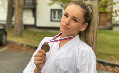 Karate: Bronza za Fočanku na Prvenstvu Srbije