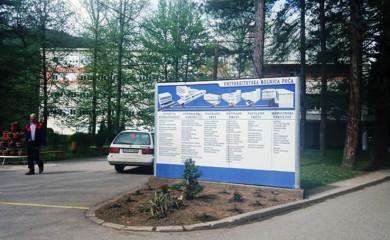UB Foča: Kontakt telefoni za informacije o stanju hospitalizovanih