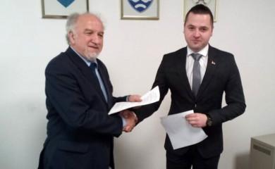Vukadinović preuzeo dužnost načelnika opštine