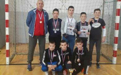 """Završen omladinski turnir u fucalu  """"FOČA 2021"""" """