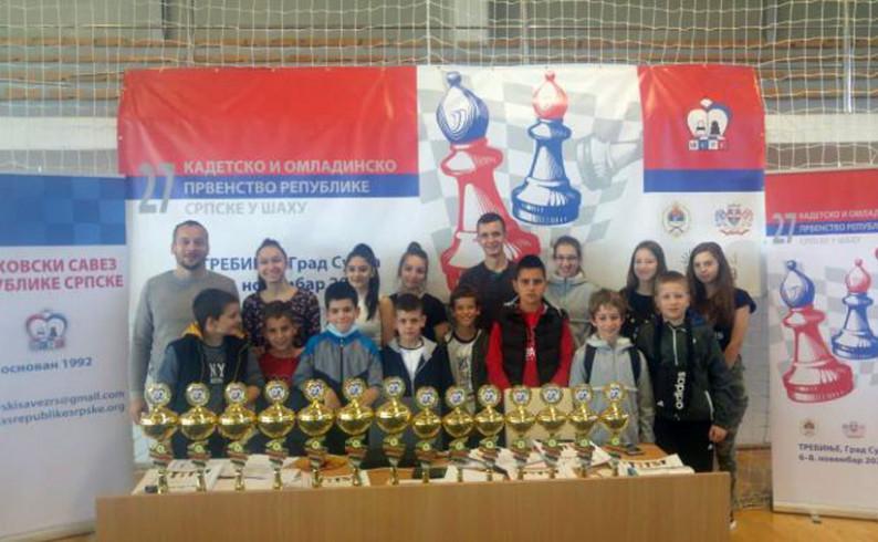 Foča šahovski fenomen: Od školske sekcije do najuspješnijeg kluba u Srpskoj