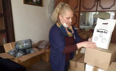 Slovačka nastavlja da pomaže Crveni krst u Foči