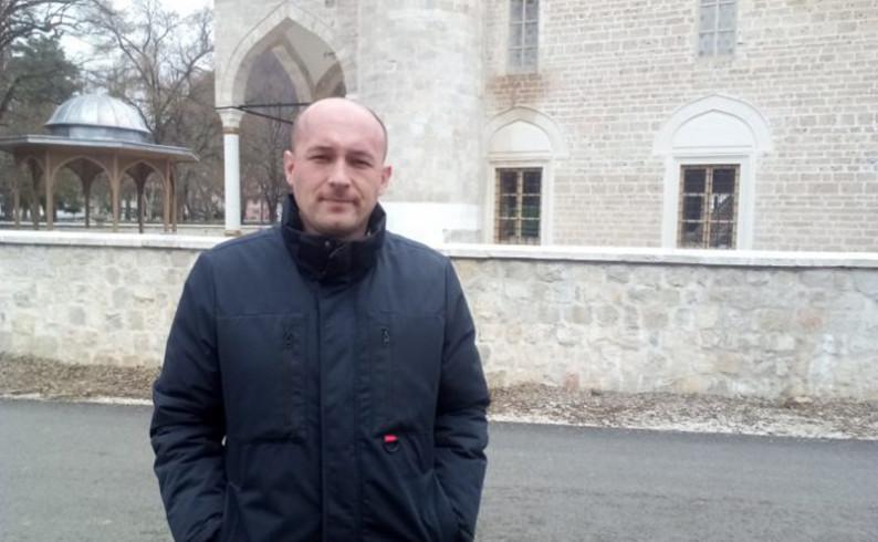 Imam Arifović: Bez obzira da li je namjeran ili ne, napad na Aladžu uznemirio vjernike