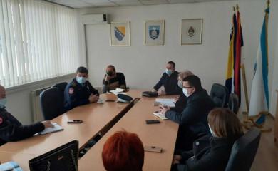 Foča: Raste broj oboljelih, građani da poštuju mjere