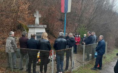 Obilježena 28. godišnjica pogibije 11 srpskih boraca u Kratinama