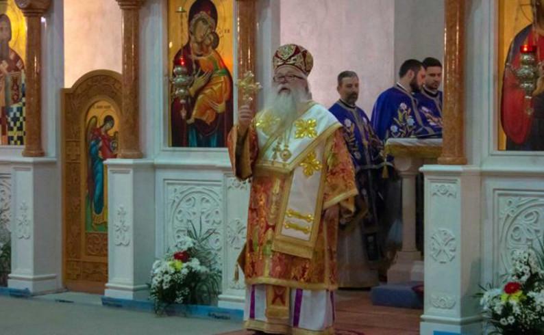 Mitropolit Hrizostom: Radost Vaskrsa da vaskrsne iz tuge i zabrinutosti