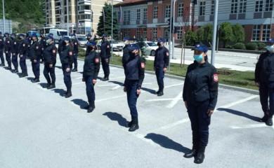 Svečana smotra polaznika Policijske akademije