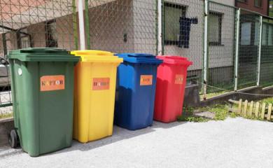 """NP """"Sutjeska"""": Prekograničnom saradnjom školama kontejneri za otpad"""
