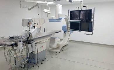Univerzitetska bolnica Foča dobila savremenu angio salu