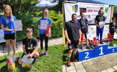 Četiri medalje za fočanske atletičare u Goraždu