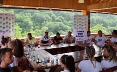 """Drinska avantura"": Mladi ukazali na ekološke probleme"