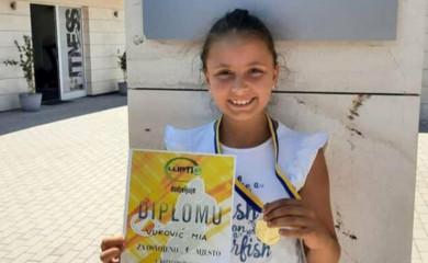 Tenis: Zlato za Miu Vuković na turniru u Kiseljaku