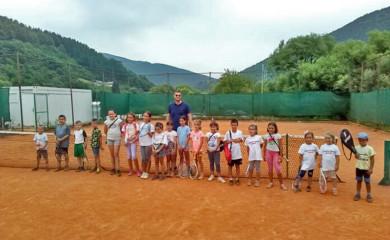"Đokovićev teniski centar pomaže TK ""Foča"""