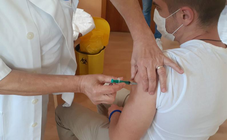 U četvrtak vakcinacija bez zakazivanja