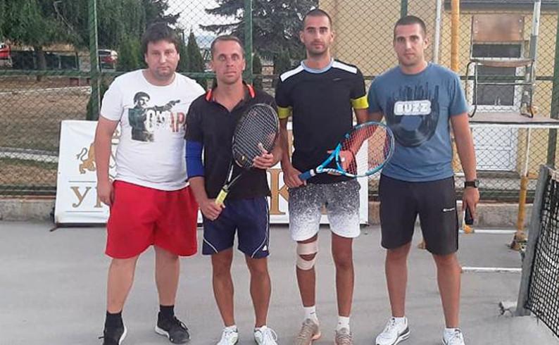 Tenis: Ivanović najbolji u Gacku