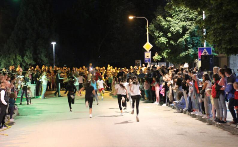"""Katarina Tupeša i Nikola Drakul najbrži na """"Noćnim trkama"""""""