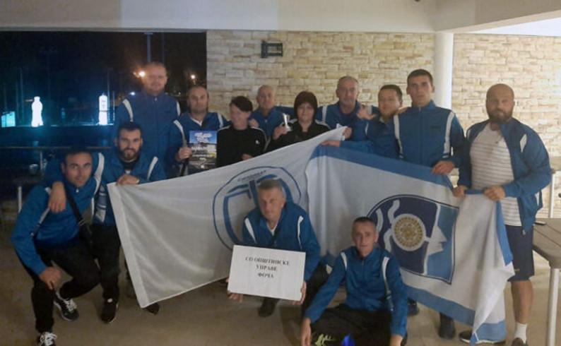 Fočanski sindikalci na igrama u Tesliću osvojili zlato i bronzu
