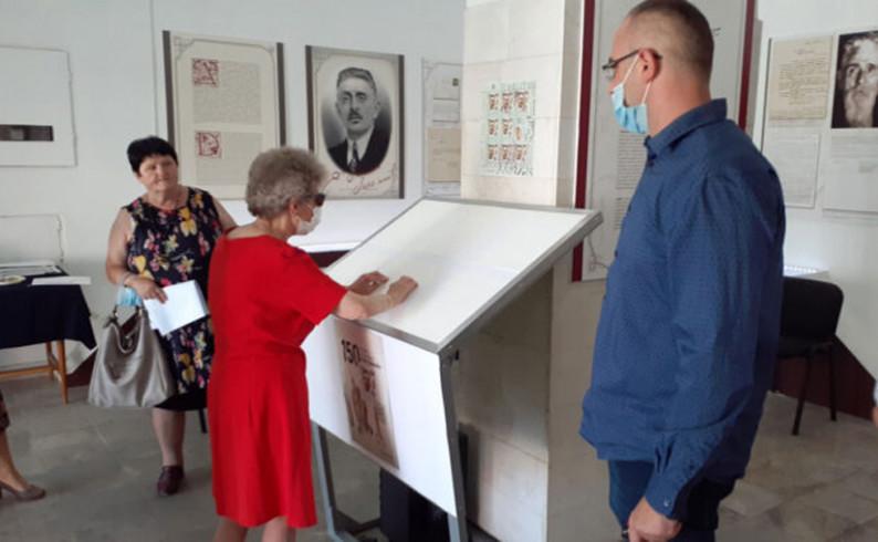Muzejske postavke prilagođene slijepim, slabovidim i osobama sa poteškoćama u razvoju