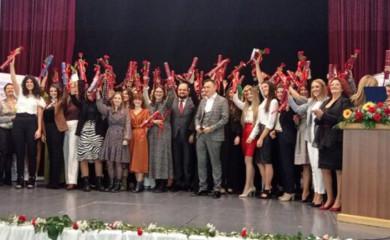 Medicinski fakultet: Promovisani mladi doktori, magistri i masteri